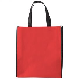 Shopping  bag grande con soffietto
