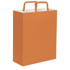 Shopper carta kraft 28 x 36 + 12