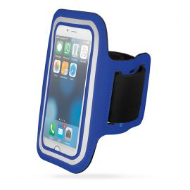 Pouch in neoprene armphone
