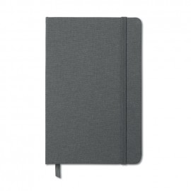 Notebook in tessuto fabric note