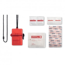 Kit primo soccorso waterproof safe