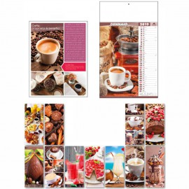 Calendario fotografico milk & coffee